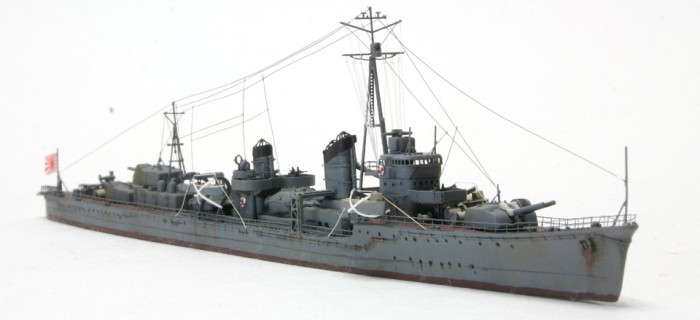 1/700 駆逐艦 くろしお