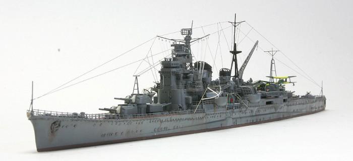 1/700 重巡洋艦 那智