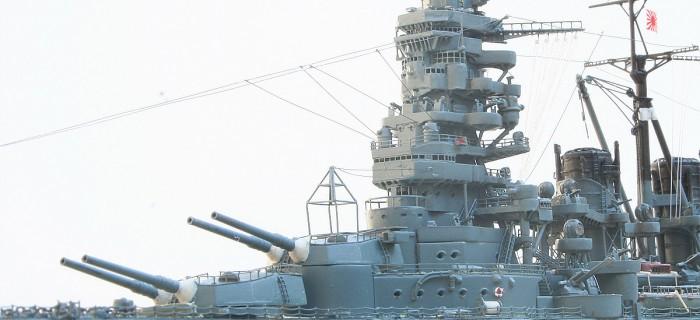 1/700 戦艦 比叡