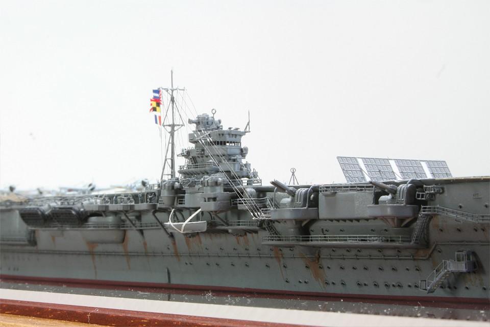 1/700 航空母艦 翔鶴