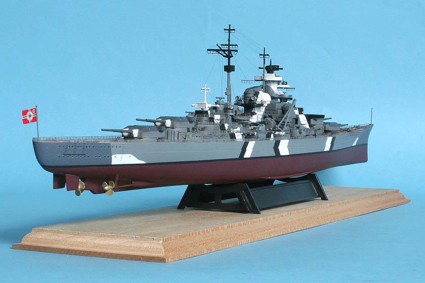 ビスマルク (戦艦)の画像 p1_27