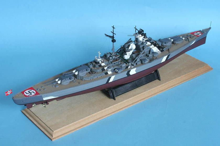 ビスマルク (戦艦)の画像 p1_26