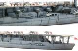 1/700 航空母艦 赤城 三段甲板