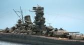 1/700 戦艦大和 最終時