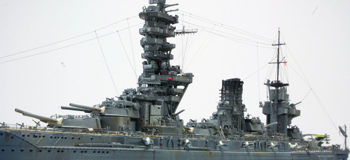 戦艦 扶桑 昭和19年 01