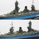 戦艦 扶桑 昭和19年 11