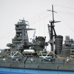日本海軍戦艦 霧島 1941年 03