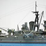 日本海軍戦艦 霧島 1941年 08