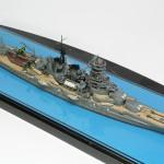 日本海軍戦艦 霧島 1941年 11