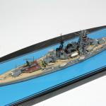 日本海軍戦艦 霧島 1941年 12