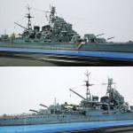 重巡洋艦 摩耶 1944年 09
