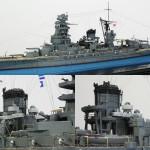 戦艦 陸奥12