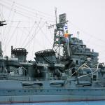 重巡洋艦 摩耶 1944年 03