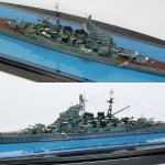 重巡洋艦 摩耶 1944年 10